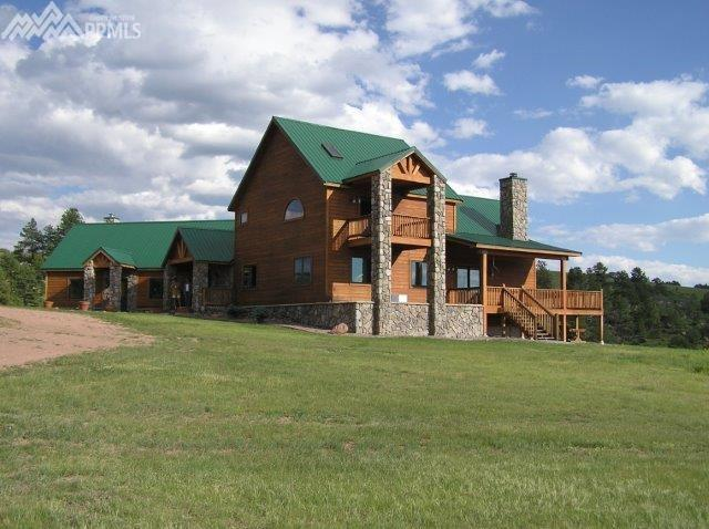 2204 High Park Road, Florissant, CO 80816 (#4619612) :: 8z Real Estate