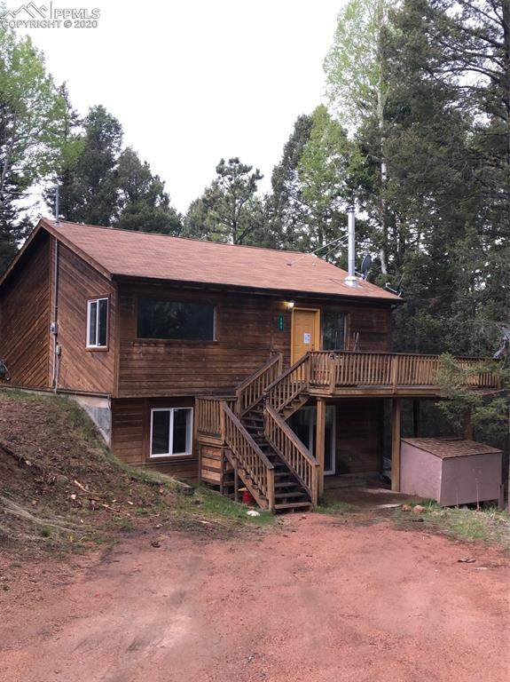 203 Banner Trail, Florissant, CO 80816 (#4717185) :: Colorado Home Finder Realty