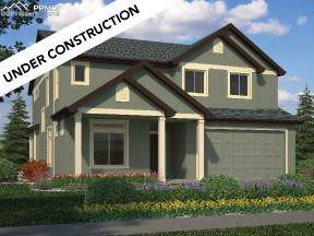 7176 Rim Bluff Lane, Colorado Springs, CO 80927 (#4741799) :: Action Team Realty