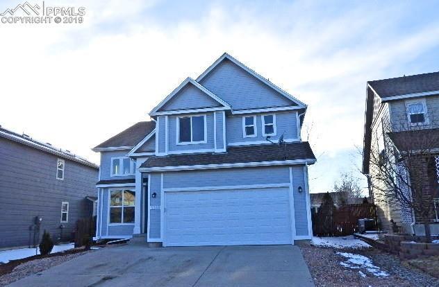 3368 Viero Drive, Colorado Springs, CO 80916 (#4762070) :: Fisk Team, RE/MAX Properties, Inc.