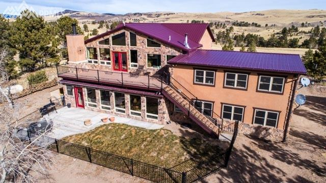 651 Alpine Ranch Circle, Canon City, CO 81212 (#4840933) :: The Treasure Davis Team