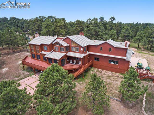 13765 New Discovery Road, Colorado Springs, CO 80908 (#4856599) :: The Peak Properties Group
