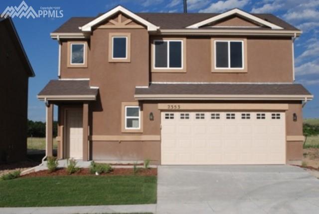 2353 Shady Aspen Drive, Colorado Springs, CO 80921 (#4870330) :: 8z Real Estate