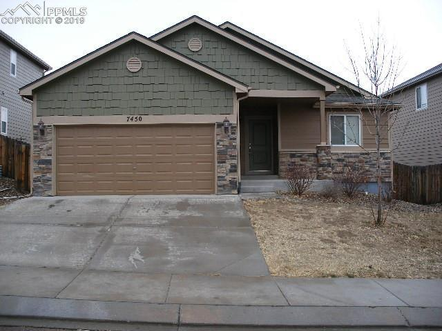 7450 Willowdale Drive, Fountain, CO 80817 (#4923646) :: The Kibler Group
