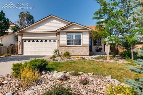 17040 Mountain Lake Drive, Monument, CO 80132 (#4931865) :: 8z Real Estate