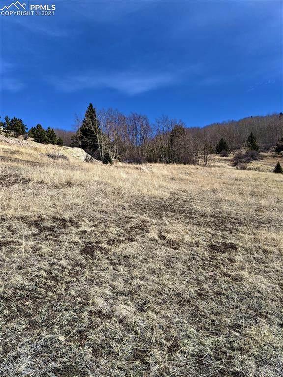TBD Mine Avenue, Cripple Creek, CO 80813 (#4939181) :: The Artisan Group at Keller Williams Premier Realty