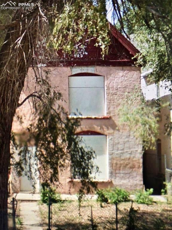821 E 2nd Street, Pueblo, CO 81001 (#4958744) :: The Daniels Team