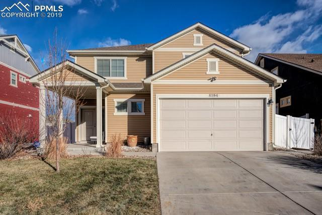 8194 Campground Drive, Fountain, CO 80817 (#4982267) :: The Kibler Group