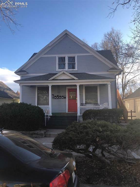 817 E Kiowa Street, Colorado Springs, CO 80903 (#5048902) :: The Daniels Team