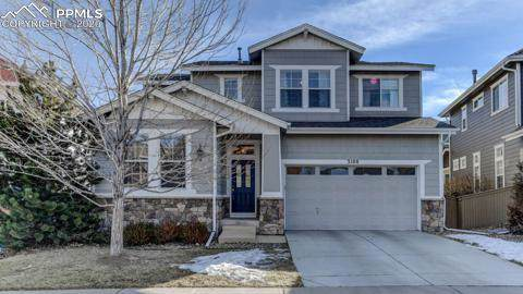 3100 Redhaven Way, Highlands Ranch, CO 80126 (#5055383) :: Perfect Properties powered by HomeTrackR