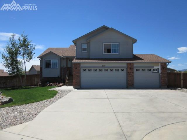 8427 Crossfire Court, Colorado Springs, CO 80925 (#5081240) :: 8z Real Estate