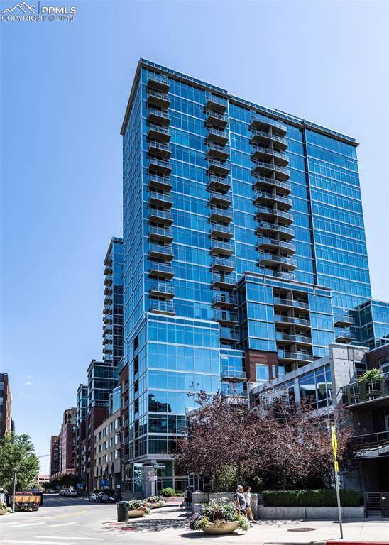 1700 Bassett Street #1406, Denver, CO 80202 (#5082752) :: Tommy Daly Home Team