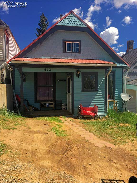 413 Spicer Avenue, Victor, CO 80860 (#5157950) :: Fisk Team, RE/MAX Properties, Inc.
