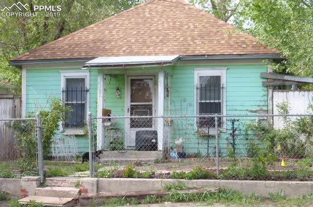 232 E Mill Street, Colorado Springs, CO 80903 (#5170313) :: Colorado Home Finder Realty