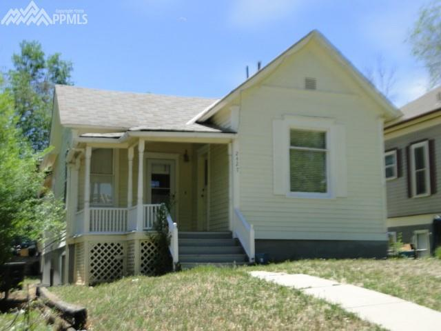 2427 W Platte Avenue, Colorado Springs, CO 80904 (#5171857) :: The Peak Properties Group