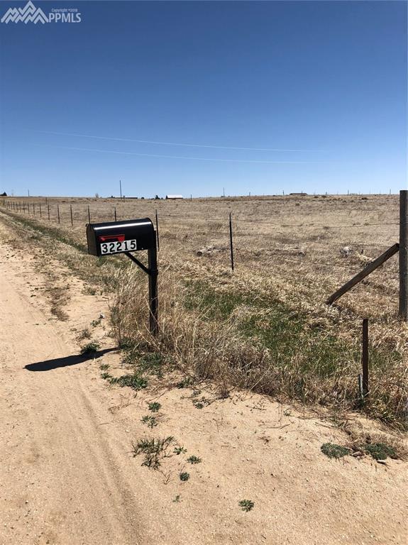 32215 Big Springs Road, Yoder, CO 80864 (#5181937) :: The Peak Properties Group