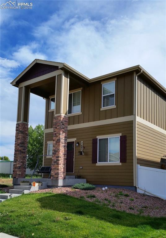 2485 Falkirk Drive, Colorado Springs, CO 80910 (#5221242) :: Jason Daniels & Associates at RE/MAX Millennium