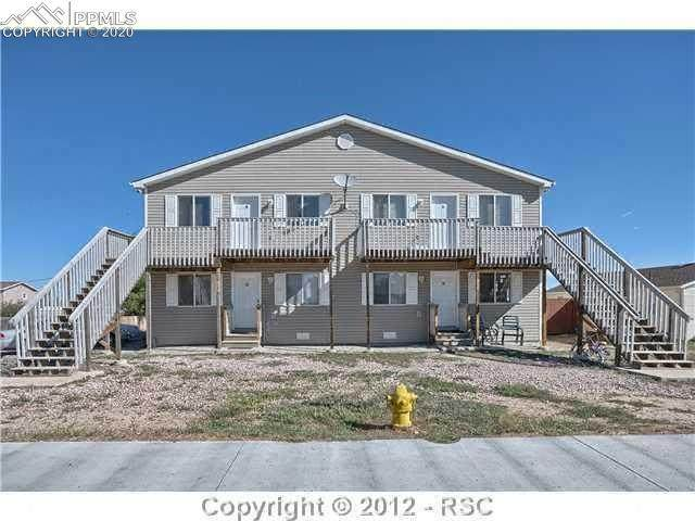 1127 8th Street, Calhan, CO 80808 (#5340626) :: The Treasure Davis Team