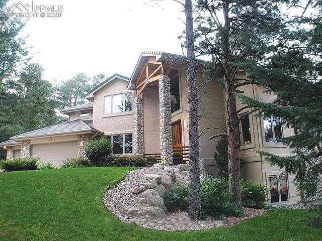 310 Irvington Court, Colorado Springs, CO 80906 (#5353683) :: The Kibler Group