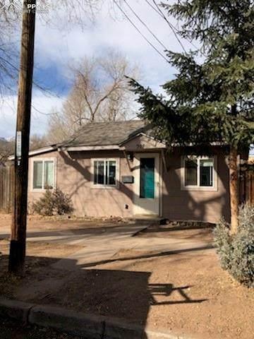 212 S 24Th Street, Colorado Springs, CO 80904 (#5361662) :: The Treasure Davis Team