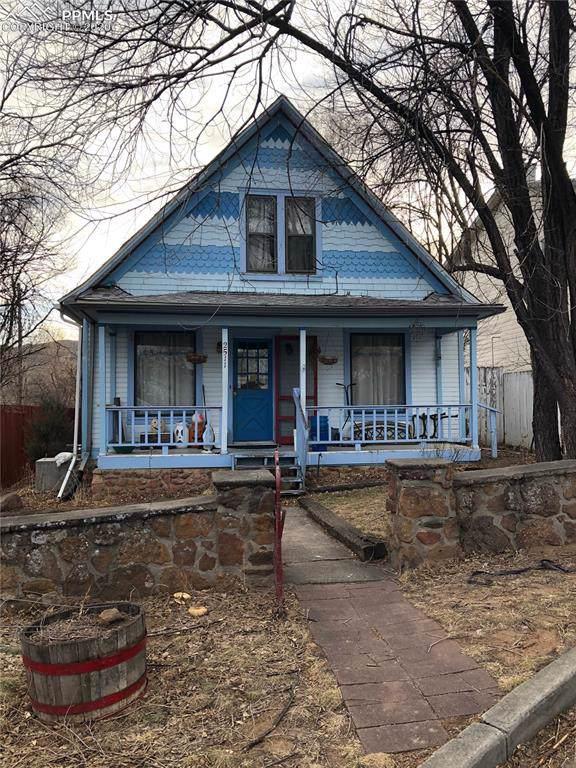 2511 W St Vrain Street, Colorado Springs, CO 80904 (#5364044) :: 8z Real Estate