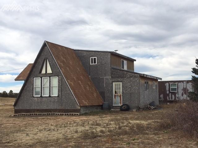 16650 Spencer Road, Peyton, CO 80831 (#5387684) :: The Peak Properties Group