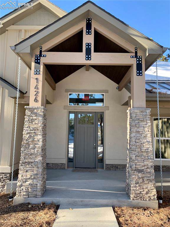 1426 Shady Glen Lane, Monument, CO 80132 (#5397254) :: CC Signature Group