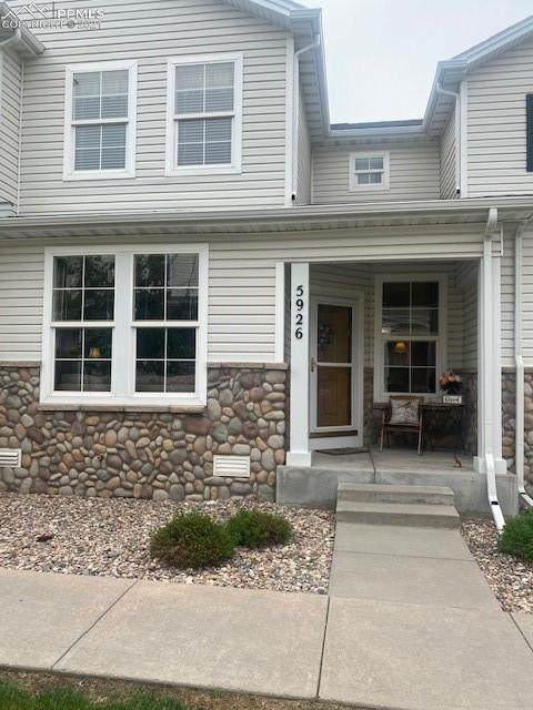 5926 Tympany Point, Colorado Springs, CO 80923 (#5430929) :: Colorado Home Finder Realty
