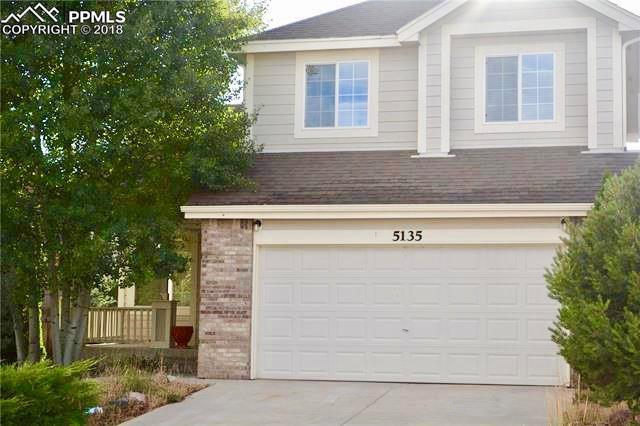 5135 Stone Fence Drive, Colorado Springs, CO 80922 (#5438560) :: The Peak Properties Group