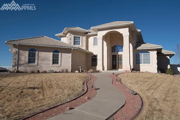 4812 Polo Court, Pueblo, CO 81001 (#5471796) :: The Kibler Group