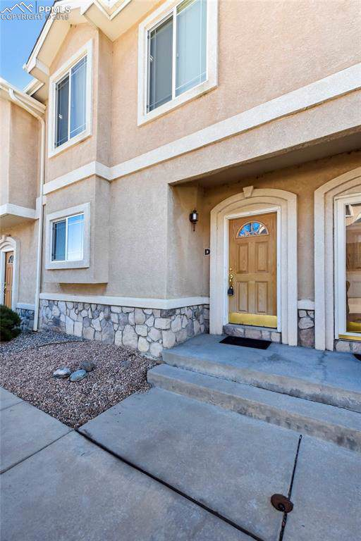1447 Madison Ridge Heights D, Colorado Springs, CO 80904 (#5499378) :: Tommy Daly Home Team