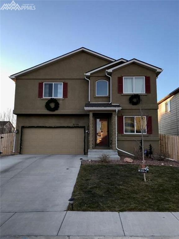 3779 Reindeer Circle, Colorado Springs, CO 80922 (#5528167) :: The Peak Properties Group