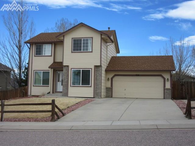 920 Binger Drive, Colorado Springs, CO 80911 (#5546291) :: RE/MAX Advantage