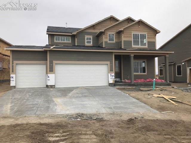9719 Arbor Walk Lane, Peyton, CO 80831 (#5562070) :: The Daniels Team