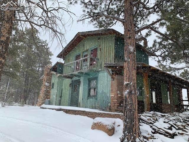 1480 Spruce Road, Woodland Park, CO 80863 (#5585631) :: 8z Real Estate