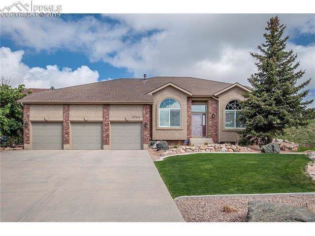 5780 Linger Way, Colorado Springs, CO 80919 (#5586270) :: The Kibler Group