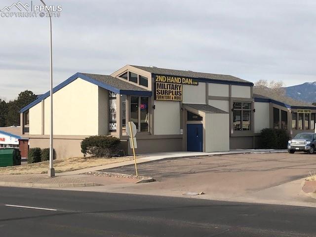 1808 N Academy Boulevard, Colorado Springs, CO 80909 (#5648009) :: Relevate Homes | Colorado Springs