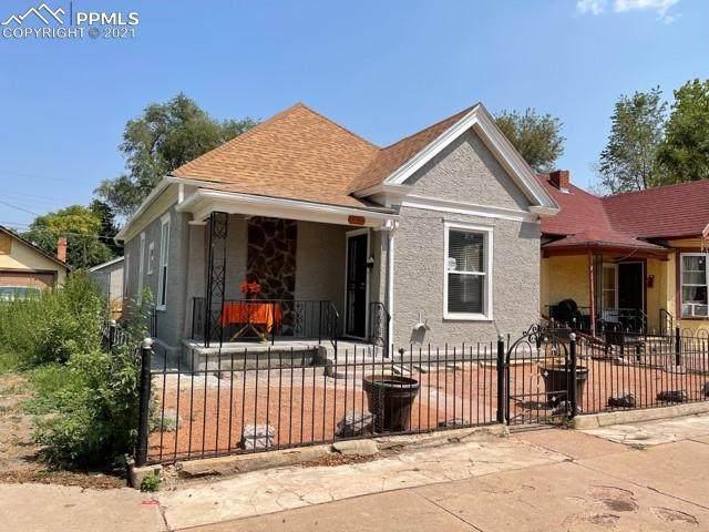 1430 Spruce Street, Pueblo, CO 81004 (#5657520) :: Re/Max Structure