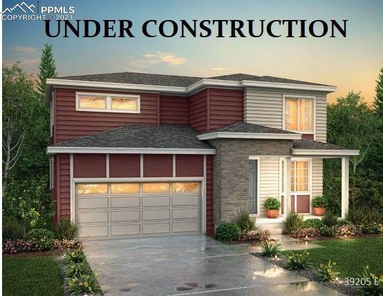 12733 Granite Ridge Drive, Peyton, CO 80831 (#5669431) :: Tommy Daly Home Team