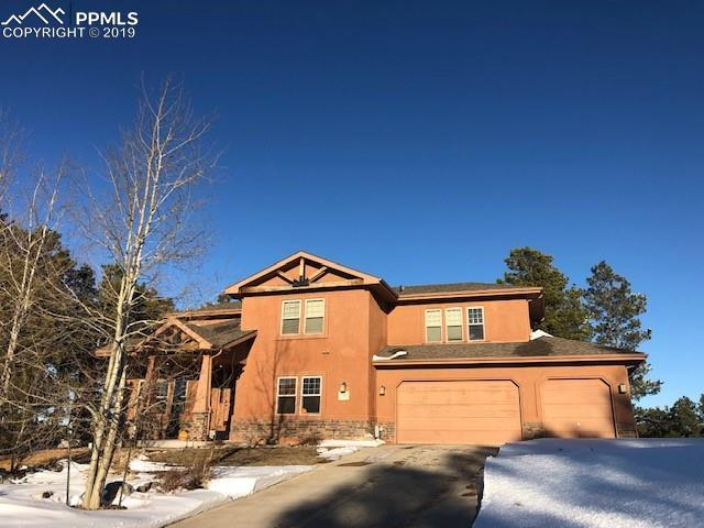 1183 Greenland Forest Drive, Monument, CO 80132 (#5676573) :: The Daniels Team