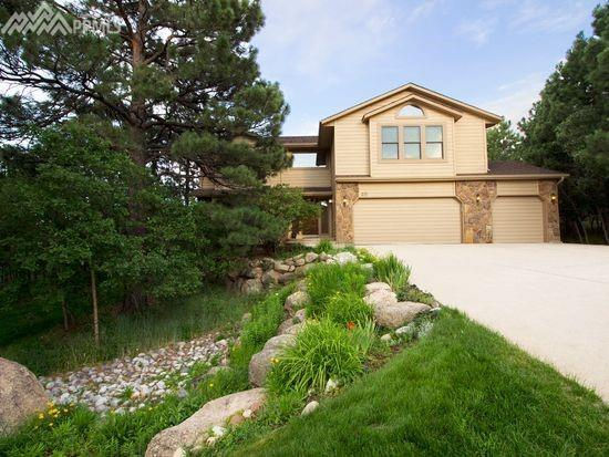 25 Beckwith Drive, Colorado Springs, CO 80906 (#5713165) :: Jason Daniels & Associates at RE/MAX Millennium