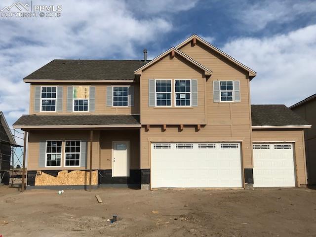 8425 Mayfly Drive, Colorado Springs, CO 80924 (#5747128) :: Jason Daniels & Associates at RE/MAX Millennium