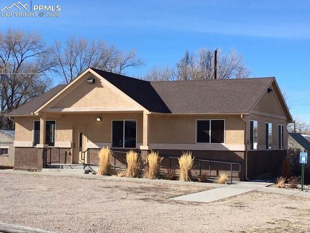 550 5th Street, Calhan, CO 80808 (#5784223) :: 8z Real Estate