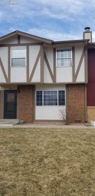 1205 Willow Bend Circle G, Colorado Springs, CO 80918 (#5919728) :: Finch & Gable Real Estate Co.