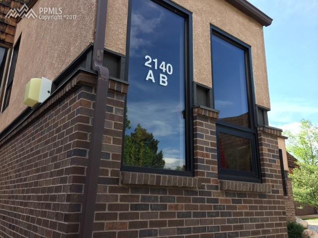 2140 Academy Circle B, Colorado Springs, CO 80918 (#5934177) :: 8z Real Estate