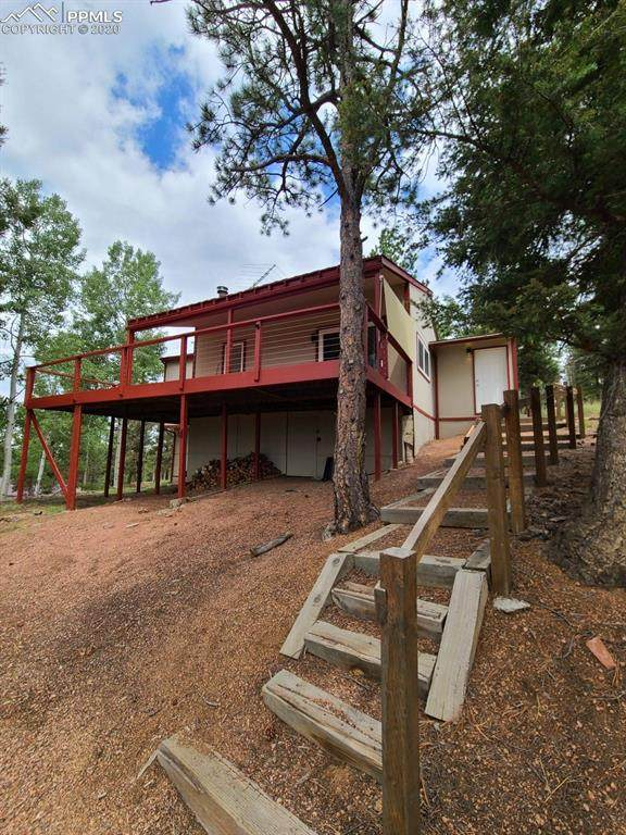 2034 N Mountain Estates Road, Florissant, CO 80816 (#5945739) :: 8z Real Estate