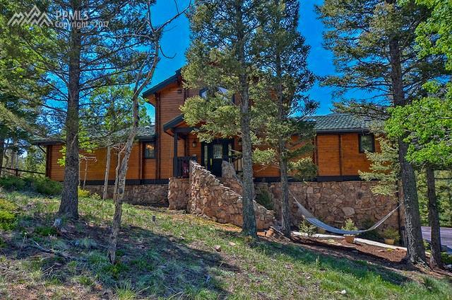 6780 Eagle Mountain Road, Manitou Springs, CO 80829 (#5958020) :: Action Team Realty