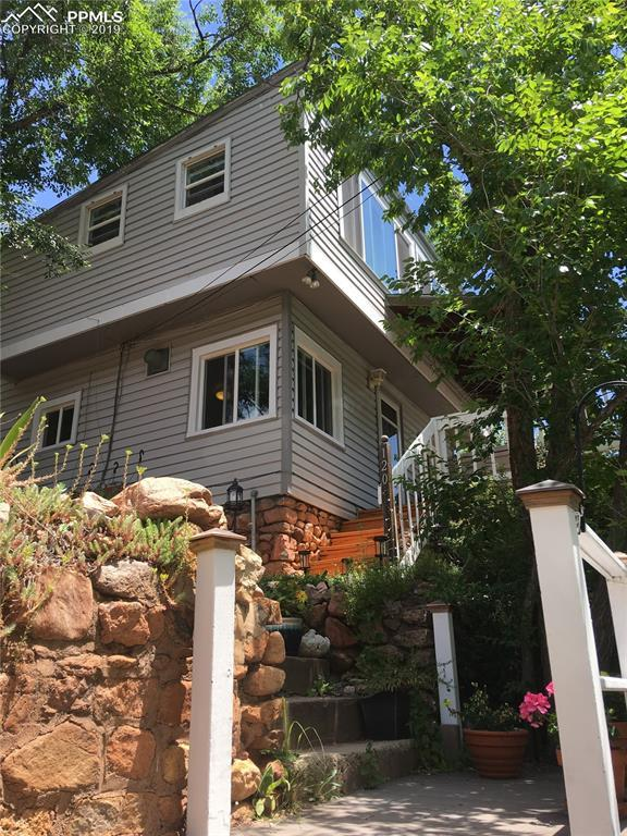 120 Waltham Avenue, Manitou Springs, CO 80829 (#5981758) :: CC Signature Group