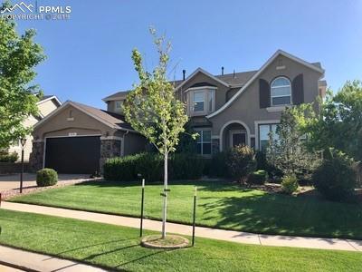 3575 Oak Meadow Drive, Colorado Springs, CO 80920 (#5984702) :: Jason Daniels & Associates at RE/MAX Millennium
