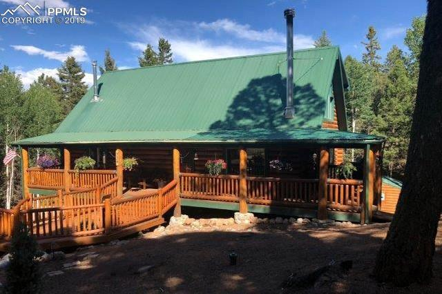 734 Kutsu Ridge Road, Florissant, CO 80816 (#6007514) :: The Peak Properties Group